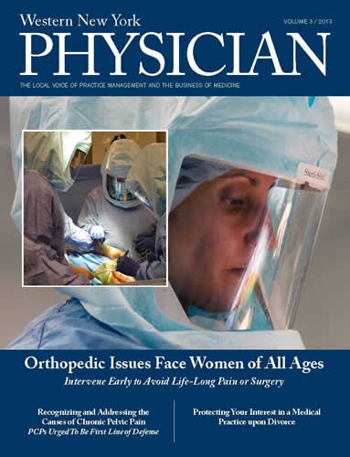 Orthopaedic Issues Face Women of All Ages