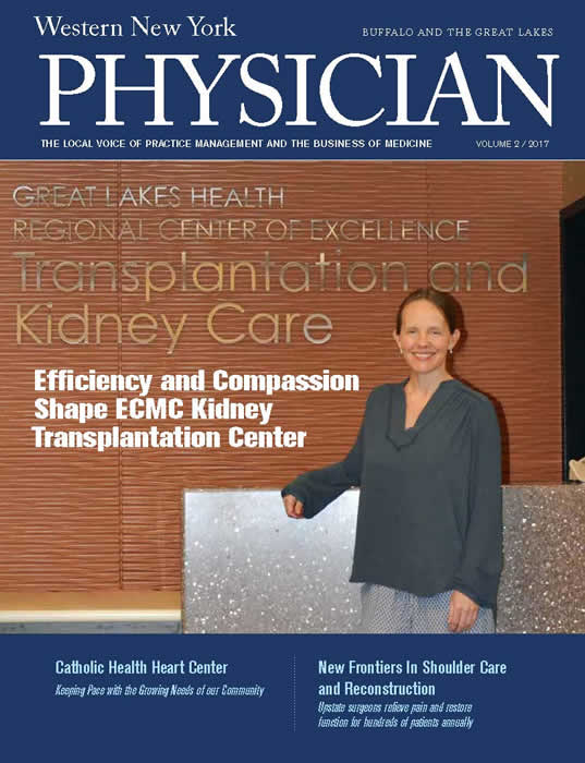 Efficiency and Compassion Shape ECMC Kidney Transplantation Center