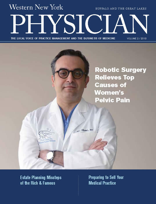 WNYP Buffalo Robotic Surgery Can Help Relieve Pelvic Pain